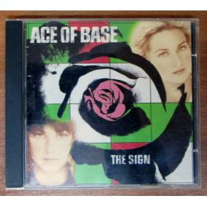 ACE OF BASE - THE SIGN 1992 CD 2.EL