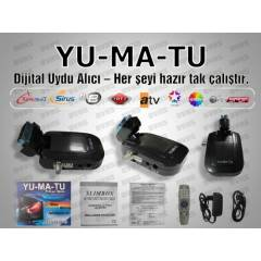 YUMATU MINI UYDU ALICISI BİSS+SİRİUS FİLTER BOX