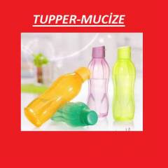 TUPPERWARE EKO ŞİŞE 750 ML SULUK MATARA
