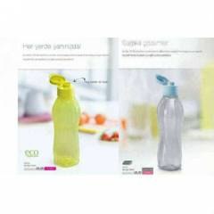 TUPPERWARE EKO ŞİŞE 750 ml SARI VEYA GRİ