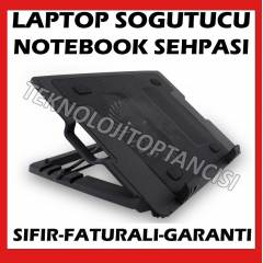NOTEBOOK SOĞUTUCU LAPTOP LEPTOP ALTI FAN