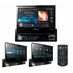 Pioneer avh-x7500bt bluetooth multimedya indash