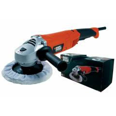 POLİSAJ MAKİNESİ BLACK DECKER BPGP1518