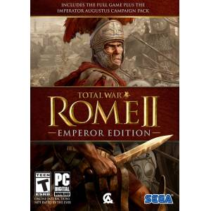 Total War Rome 2 Emperor Edition Steam Key