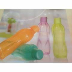 TUPPERWARE EKO ŞİŞE SULUK MATARA 750 ML 4 LÜ SET