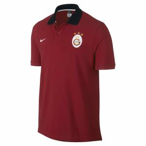 Nike Galatasaray Ti��rt 546924-604 GS AUTH POLO