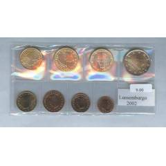 2002 YILI L�KSENBURG EURO SET�