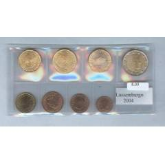 2004 YILI L�KSENBURG EURO SET�