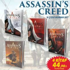 Assassin's Creed - Çizgi Roman 4 Kitap Set