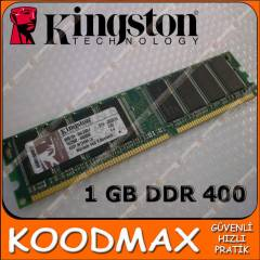 Kingston 1 GB DDR 400 RAM PC3200 -2.El