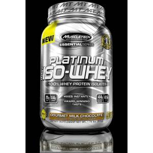 MUSCLETECH Essential Platinum Iso Whey Protein 8
