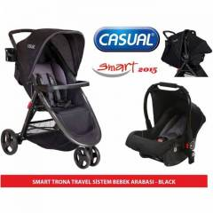 Casual Smart Jogger Travel Sistem Bebek Arabası