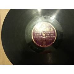 THE BBC DANCE ORCH. THEY ALL LAUGH 78RPM TAŞPLAK