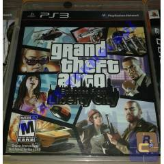 Gta 4 Episodes From Liberty City Ps3 IV iv