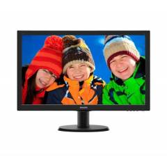 Philips 23,6 inch 243V5LAB/01 5ms Led Monitör