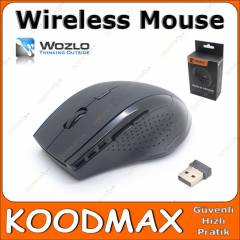 Wozlo Wireless Kablosuz Mouse