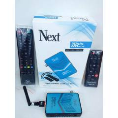 NEXT MINIX HD-BLUE +Next 2.4 USB WİFİ