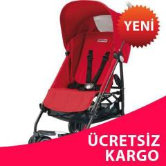 Peg Perego Pliko Mini Baston  Bebek Arabası Fire