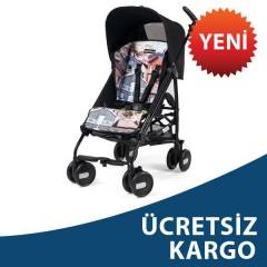 PEG PEREGO PLİKO MİNİ BASTON BEBEK ARABASI HOUSE