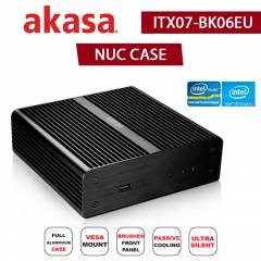 Akasa XS100 Mini PC Masa�st� Salon Bilgisayar