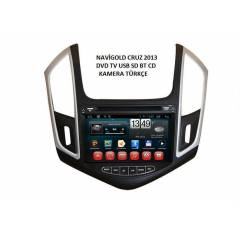 CHEVROLET CRUZE OEM DVD GPS MULTİMEDİA