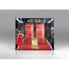 COLGATE OPTİK BEYAZ (1+ 1) 75 ml