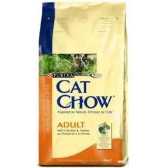 PURİNA CAT CHOW ADULT TURKEY - CHİCKEN - HİNDİLİ