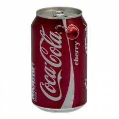 Coca Cola Cherry  355 Ml. Kutu