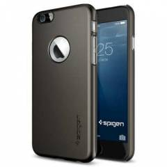 SPİGEN İPHONE 6 TELEFON KILIFI THİN FİT GUNMETAL