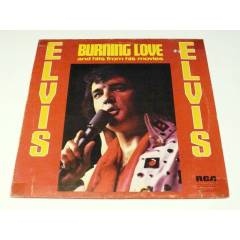 ELVİS PRESLEY - Burning Love And Hits From His