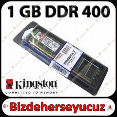Kingston 1 GB DDR 400 RAM PC3200 - SIFIR !!