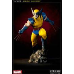 Sideshow Wolverine Legendary Scale Statue