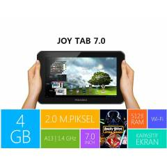 Piranha Joy Tab 7.0 4GB 4.2 Jelly Bean Tablet PC
