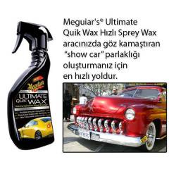 Meguiars Ultimate Quick Hızlı Sprey Cila Wax 450