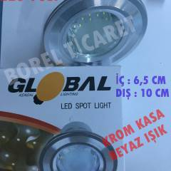 GLOBAL KLS918 5 WATT SMD LED SPOT BEYAZ IŞIK