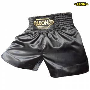 Leon Ground Kick Boks ve Muay Thai �ortu Siyah