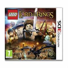 LEGO THE LORD OF THE RINGS 3DS OYUN SIFIR