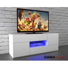 Yurudesign  Ledli Clash Lcd Led Tv Ünitesi