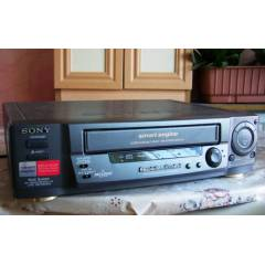 SONY SLV-P66EE VHS VİDEO RECORDER