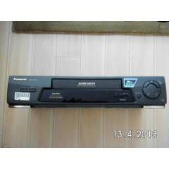 PANASONİC NV-SJ210 VHS VİDEO RECORDER