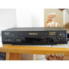 PANASONİC NV-SD205 VHS VİDEO RECORDER