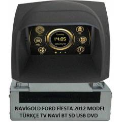 FORD FİESTA OEM DVD GPS MULTİMEDİA