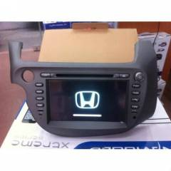 HONDA JAZZ GPS DVD BT USB MULTİMEDİA NAV.