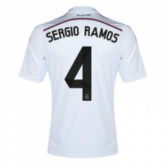 REAL MADRİD SERGİO RAMOS FORMASI 2014-15 SEZON