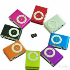 MİNİ MP3 PLAYER+ 2GB MİCRO SD KART HEDİYE