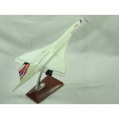 MODEL METAL UÇAK BRITISH AIRWAYS G-BOAB  50CM