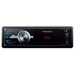 Piranha Charger W TYPE FM-USB-SD-AUX IN 50Wx4
