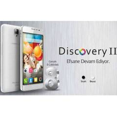 GENERAL MOBİLE DİSCOVERY 2  CEP TELEFONU