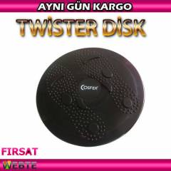 COSFER TWİSTER PİLATES ALETİ TWİSTER DİSK