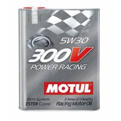 MOTUL 300V Power Racing 5W30 Tam Sentetik Motor